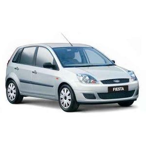 Fiesta V & Vi (2002 - 2015)